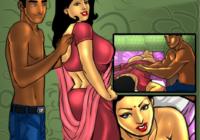 పని వాడి తో మసాజ్ Comics telugu